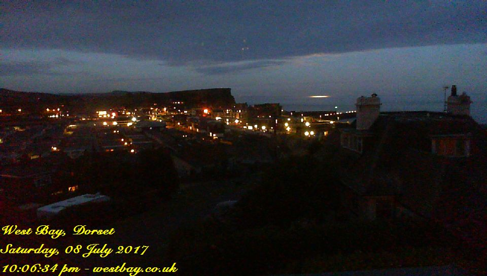 Webcam West Bay