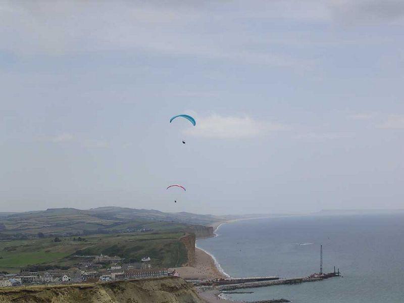 Dorset Aerial Photos East Towards Chesil Beach