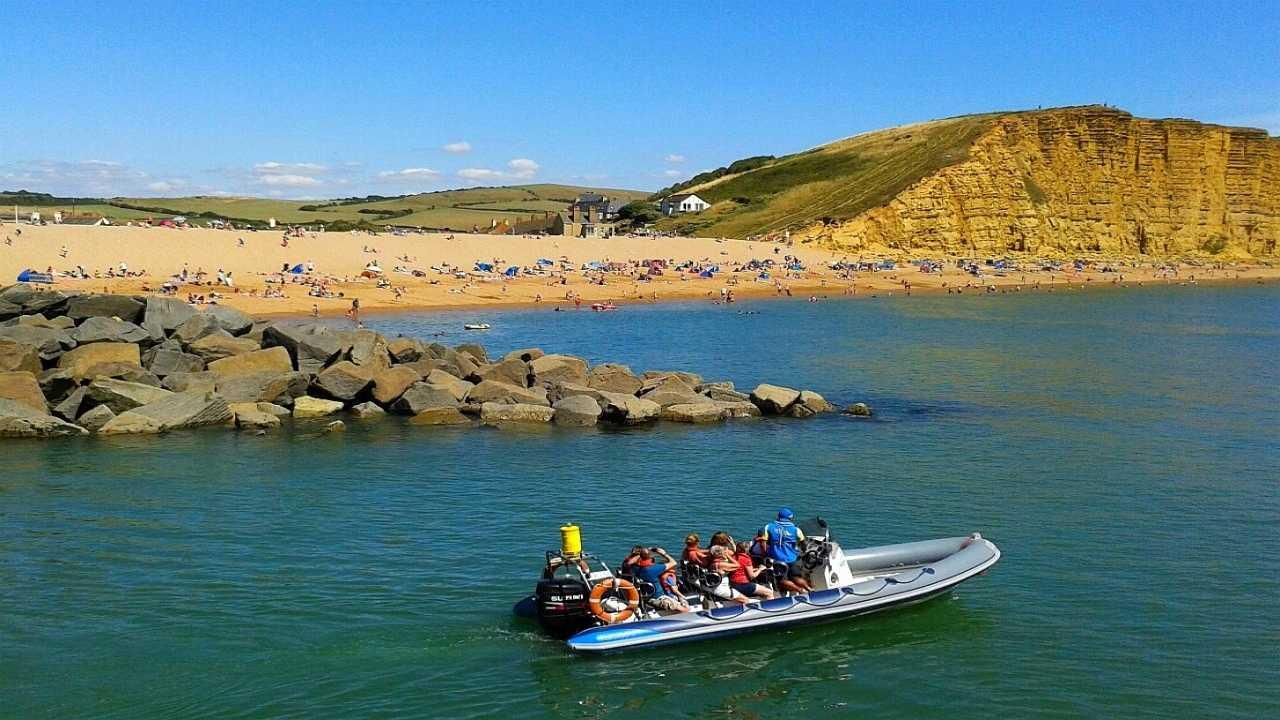West Bay, Dorset - Unspoilt Beaches of England, UK