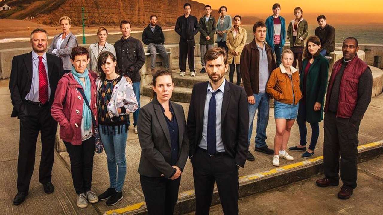 broadchurch 3 filming locations itv drama 2016. Black Bedroom Furniture Sets. Home Design Ideas
