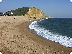 West Bay Beach