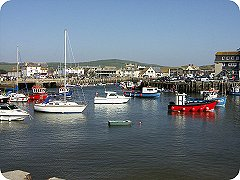 West Bay - Bridport Harbour