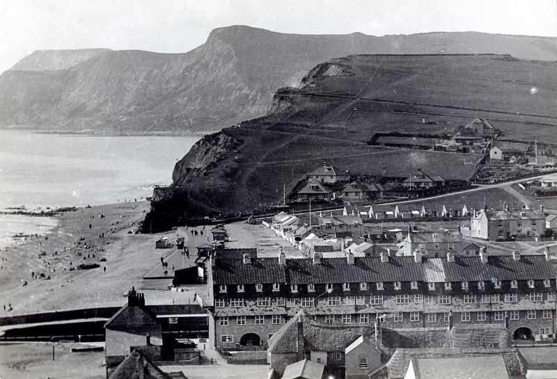 Dorset Photo Heritage - West Bay - 1920's